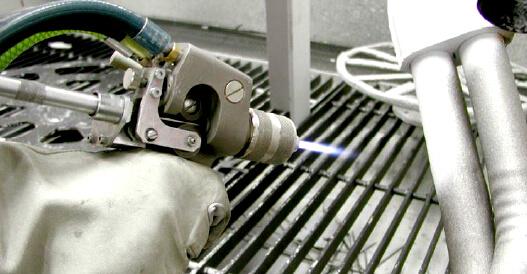 Technológie na úpravu povrchov v Nitre - metalizácia